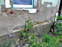 Rekonstruktion Fassade